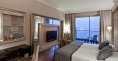 Starlight Hotel « Sport Away Holidays Flat Screen, Curtains, Tennis, Turkey, Rooms, King, Holidays, Sport, Home Decor