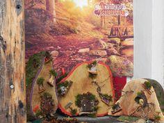 Fairy Homes, Sculptures, Homemade, Heart, Nature, How To Make, Painting, Fairy Houses, Naturaleza