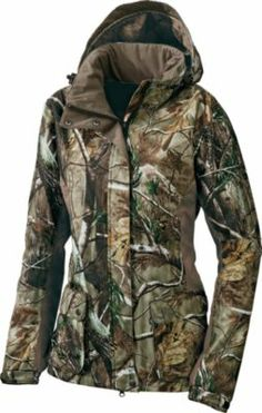 Cabelas: Cabelas Womens OutfitHer™ Rainwear Jacket - looks like it would actually keep you warm hunting Hunting Camo, Hunting Girls, Women's Camo, Hunting Stuff, Girl Camo, Hunting Dogs, Country Outfits, Country Girls, Country Life