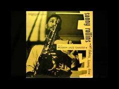 Sonny Rollins & The Modern Jazz Quartet.