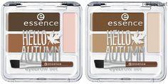 Fall 2014: Essence Hello Autumn Collection - Eyebrow Set