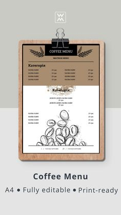Get your Restaurant/Bar Menu Designed with us. Find your best Package and get started. Cafe Menu Design, Menu Card Design, Restaurant Menu Design, Restaurant Bar, Coffee Shop Menu, Coffee Shops, Cafe Logos, Menu Online, Cafe Concept