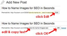 Want to know how to name images for SEO?