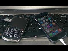 Jak przenieść kontakty z BlackBerry do Iphona - rozwiązanie. - Potyczki informatyczne