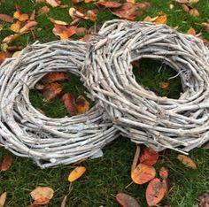 Several sizes and colours #naturalandwhite#autumndecorations#diy#othmardecoations#Ootmarsum#Netherlands