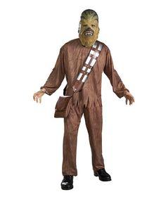 Brown Chewbacca Dress-Up Set - Adult #zulily #zulilyfinds