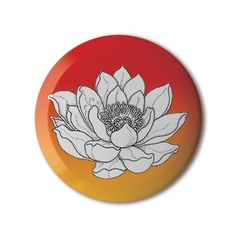 ❤️ #BBOTD Stereohype #button #badge of the day by Lotie https://www.stereohype.com/509__lotie #flower #lotus 🌸🌺