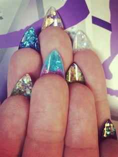 """""""Flip manucure"""", la nouvelle tendance nail-art à adopter ?"""