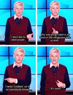 hahaha i love Ellen!!