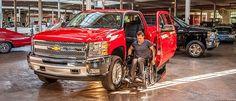 Wheelchair Lift Trucks
