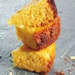 Crockpot Cornbread - Worked like a charm! I just mixed up the ingredients from a box of Trader Joe's Cornbread Mix and set it to cook for 90 minutes! So easy!!