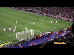 El clásico. un partido de fútbol. Barcelon y Real Madrid .   Nivel B1