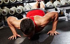 8 Pushup Routines That Are Better Than 'AMRAP' https://www.menshealth.com/fitness/8-pushup-routines-are-better-amrap?cid=NL_DailyDoseNL_2091604_04162015_PushupRoutines_Module1
