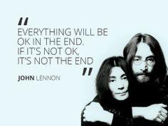 John Lennon #quote #inspiration
