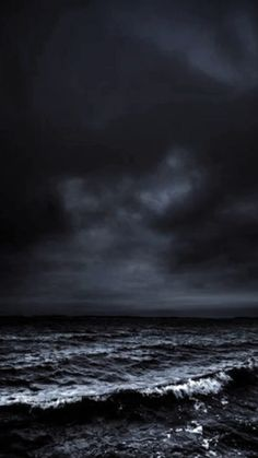 Into the dark and cold ocean. / Original photo by Ulf Härstedt aka. / Photography is my profession, art is my pasion. Black Aesthetic Wallpaper, Aesthetic Backgrounds, Photo Backgrounds, Aesthetic Wallpapers, Wallpaper Backgrounds, Dark Wallpaper, Pastel Wallpaper, Aesthetic Videos, Aesthetic Pictures