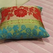 How To Make Pillow Covers From Napkins   eHow