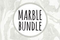 Marble Textures Bundle @creativework247
