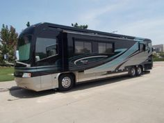 2009 Beaver Marquis Moonstone IV w/3 Slides listed on RVOnline.com -RVs for Sale