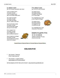 Children Songs, Early Learning, Maple Syrup, Mars, Annie, Sugar, French, Teaching, Craft