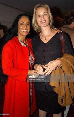 Sonia Braga and Jessica Lange during Closing Night of 40th New York Film Festival - 'Talk to Her' U.S. Premiere at Avery Fisher Hall, Lincoln Center in New York, New York, United States.