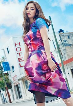 'InStyle Korea' March 2015 | 김태희 Kim Tae Hee