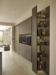 Taking into account it comes for order in the kitchen usually all of us are annoying to save it in the highest level. But as soon as you have a good organisation for all stuff in the kitchen you will have a clean and shiny kitchen in the similar grow old. kitchen storage ideas pantry. #kitchenorganizationideas, #kitchenstorageshelves, #KitchenStorageideas