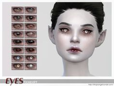 Hi^^ Found in TSR Category 'Sims 4 Eye Colors'