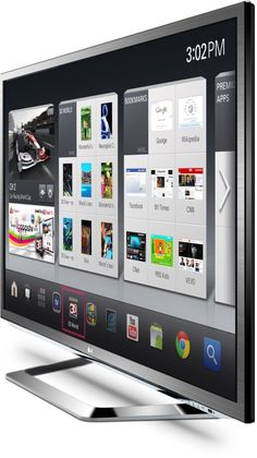 Google TV coming to LG!