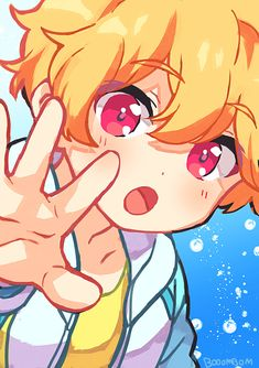 Nagisa by booombom on DeviantArt Anime Chibi, Kawaii Anime, Manga Anime, Anime Art, Chibi Boy, All Anime, Kawaii Drawings, Cute Drawings, Splash Free