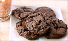 Receita de Cookies de Nutella