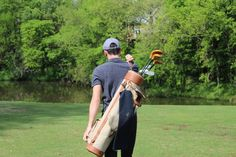 We love the challenge attributed to playing minimalist; carrying less clubs encourages novel approaches to playing every hole. Sling Backpack, Carry On, Novels, Minimalist, Golf, Challenges, Community, Backpacks, Bags