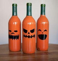 pintura em garrafas - Pesquisa Google