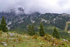 Cloudy Mountain 1 by artifyworld.deviantart.com on @deviantART