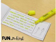 Such a wonderful resource for students needing short vowel practice!