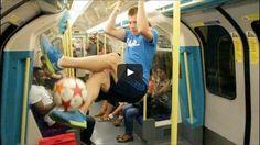 Niesamowity popis umiejętności Mistrza Świata w freestyle'u • Szalony freestyle w wykonaniu Andrew Hendersona • Wejdź i zobacz film >>