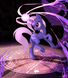 The Great and Powerful Trixie ... by ponyKillerX.deviantart.com on @deviantART