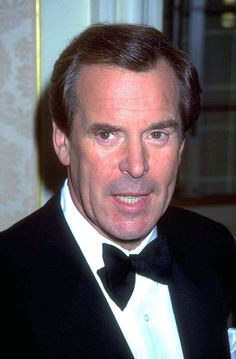 Peter Jennings  It was very hard losing him on ABC News. Truly an icon in Broadcasting~