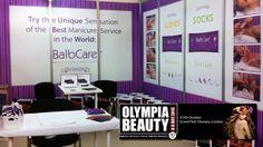 International Cosmetic Fair Olympia Beauty Show 2014, 4-5.10.2014, London, Great Britain.
