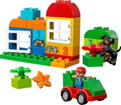 LEGO DUPLO All-in-One-Box-of-Fun and over 7,500 other quality toys at Fat Brain…