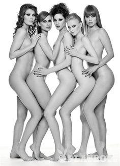 Oktanovi angelčki, Sanjsko dekle, Playboy Slovenija, junij 2008