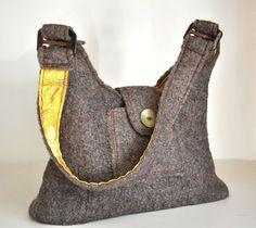 Felted Handbag Kit
