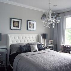 Bedroom Black Lampshade