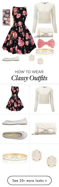 """Trying to be classy"" by random-pandas-are-awesome on Polyvore featuring Pure Collection, DIENNEG, RED Valentino, Missoni, Kate Spade, Kendra Scott, women's clothing, women's fashion, women and female"
