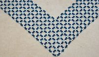 How to make a Right-angle Weave Base for Emblishment - Beading Daily  ~ Seed Bead Tutorials