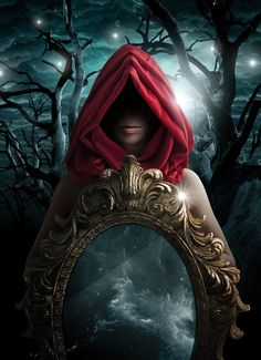 Reflective Magick Mirror