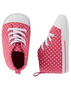 Chaussures souples à tige haute