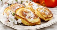 Beignets de pomme au four. An all-time-favorite dessert just the mere mention of rice pudding elicits a resounding Mmm let alone when you smell a freshly baked one. Wine Recipes, My Recipes, Sweet Recipes, Cooking Recipes, Favorite Recipes, Recipies, Beignets, Ww Desserts, Delicious Desserts