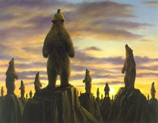The Searchers - Robert Bissell