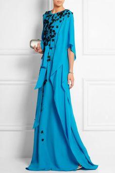 Elige uno de estos vestidos de fiesta de color azul 2016 y arrasa Image  3 27bd94ccbaa7