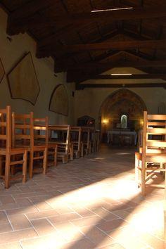 interni chiesa Santa Maria del mare Lignano